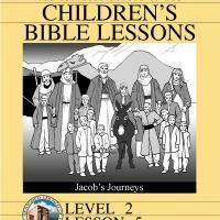 Grade 2 Bible Study: Jacob's Journey