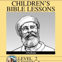 Printable Grade 2 Bible Study: Abraham - Printable Church Worksheets and Lessons - Free Printable Worksheets