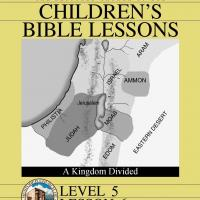 Printable Grade 5 Bible Study: A Kingdom Divided - Printable Church Worksheets and Lessons - Free Printable Worksheets