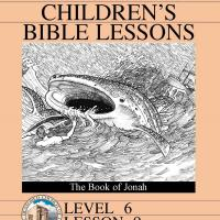 Grade 6 Bible Study: The Book of Jonah