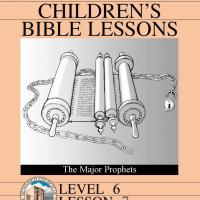 Printable Grade 6 Bible Study: The Major Prophets - Printable Church Worksheets and Lessons - Free Printable Worksheets