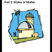 Printable Grades 5-8 Astronomy Part2 - States Of Matter - Printable Lesson Plans - Free Printable Worksheets