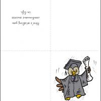 Graduate Owl