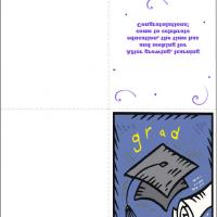 Printable Graduation Confetti - Printable Graduation Cards - Free Printable Cards