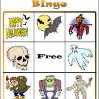 Halloween Bingo 6