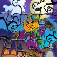 Halloween Scarecrow Puzzle