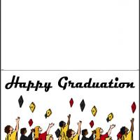 Printable Happy Graduation Card - Printable Graduation Cards - Free Printable Cards