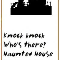Haunted House Bookmark