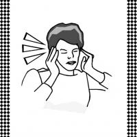 Headache Flash Card