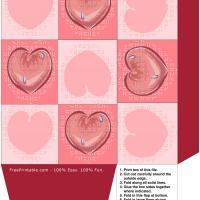 Hearts Gift Bag