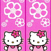 Hello Kitty Bookmarks