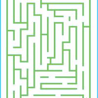 Printable Help the Little Bird Find Mama - Printable Mazes - Free Printable Games