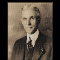 Henry Ford Photo and Quote