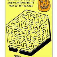 Printable Hexagon Shaped Maze - Printable Mazes - Free Printable Games