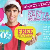 Holiday Offer at Charlotte Russe
