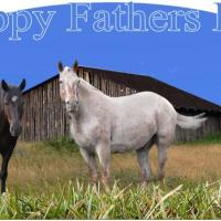 Printable Horses For Father's Day - Printable Fathers Day Cards - Free Printable Cards