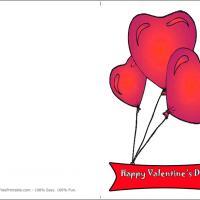 I Love You Heart Balloons