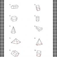 Identify 3D Figures