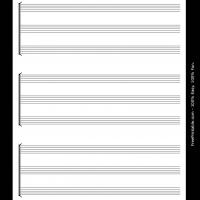 Printable instrumental trio - Printable Sheet Music - Free Printable Music