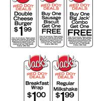 Printable Jack's Coupons - Printable Local Coupons - Free Printable Coupons