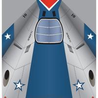 Jet Origami