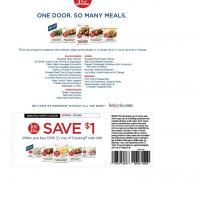Joy of Cooking Save $1 on Side Dish Purchase