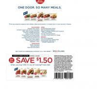 Joy of Cooking Save $1.50 on Main Dish Purchase