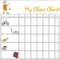 Kid Chore Chart
