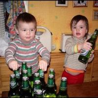 Kids Beer Party