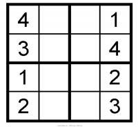 Kids Sudoku 10