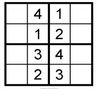Kids Sudoku 11