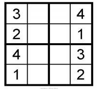 Kids Sudoku 12