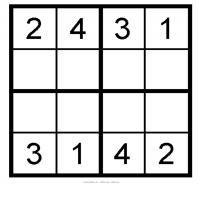 Kids Sudoku 14