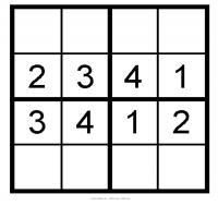 Kids Sudoku 15