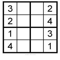 Kids Sudoku 2