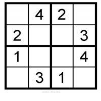 Kids Sudoku 4