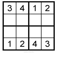 Kids Sudoku 5