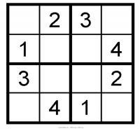 Kids Sudoku 7