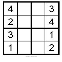Kids Sudoku 8