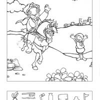 Printable King Solomon Hidden Puzzle - Printable Brain Teasers - Free Printable Games