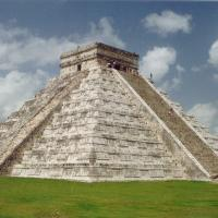 Printable Kukulkan Pyramid at Chichen Itza - Printable Pics - Free Printable Pictures