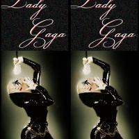 Lady Gaga Bookmark