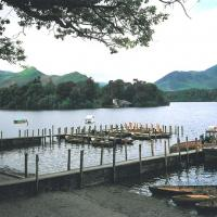 Printable Lake In Cumbria UK - Printable Nature Pictures - Free Printable Pictures