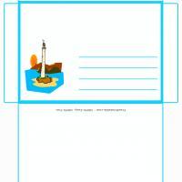 Lighthouse Envelope