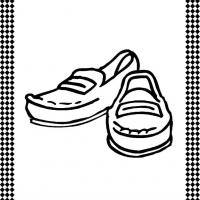 Loafers Flash Card