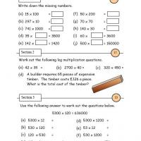 Printable Long Multiplication - Printable Multiplication Worksheets - Free Printable Worksheets