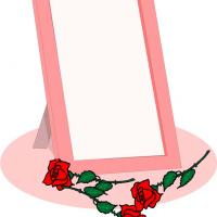 Love Frame Notepad