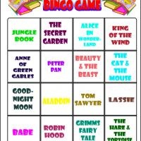 Love To Read Bingo 2