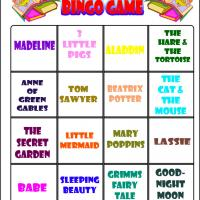 Love To Read Bingo 3