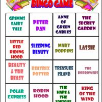 Love To Read Bingo 4